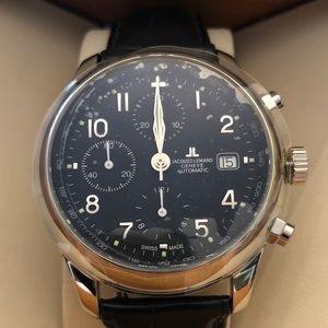 Jacques Lemans G-130 Valjoux 7750 Automatic Watch